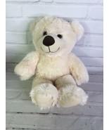 Spark Create Imagine Beige Cream Teddy Bear Plush Stuffed Animal Walmart... - $35.63