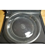 """Pyrex Ovenware Clear Glass 209 8.5"""" Pie Plate - $11.39"""