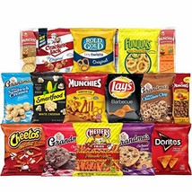 Ultimate Snack Care Package, Variety Assortment of Chips, Cookies, Crackers & Mo image 1