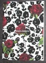 Unread Dolce & Gabanna Women's Accessories Winter 2016 Catalogue Lookbook - $14.14