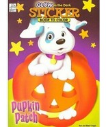 Puppy Patch [With Stickers] (Glow in the Dark Sticker Book to Color) - $5.93