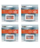 Merkur Super Platinum Stainless Steel Double Edge Razor Blades 40 pc FAS... - $31.00