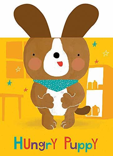 Primary image for Hungry Puppy: Board Books with Plush Ears (Snuggles) [Board book] Wilmore, Alex