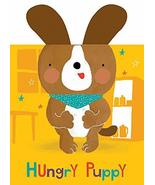Hungry Puppy: Board Books with Plush Ears (Snuggles) [Board book] Wilmor... - $4.95