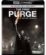 The First Purge (4K Ultra HD + Blu-Ray) - $9.95