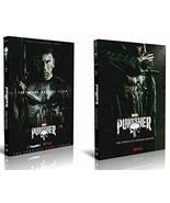 The Punisher Season 1 & 2 DVD (6-Disc Set)  Brand New - $34.99