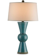 Table Lamp CURREY & COMPANY UPBEAT Mid-Century Modern - $420.00
