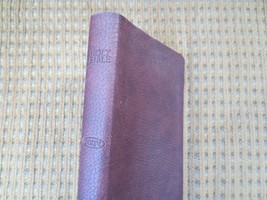 NKJV Holy Bible Softcover 1991 - $12.60