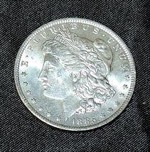 1885 O Morgan Silver Dollar AA19-CND6050a image 6