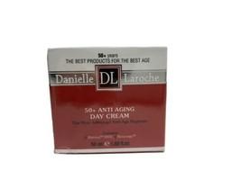 Danielle DL Laroche 50+ Anti Aging Day Cream 1.69 fl oz 01/2023 Exp. T1 - $18.37