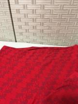 LulaRoe Tall & Curvy TC Leggings Valentine Red  Cupid Design  Nwot image 2