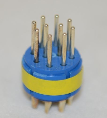 Amphenol Industrial 97181P Circular Connector 10 Contacts