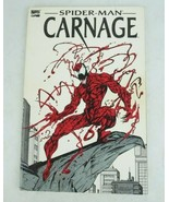 Marvel Comics Superheroes Spider Man Carnage First Print 1993 Graphic Novel - $18.69