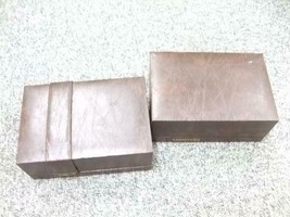 Lot Of 2 : Longines Watch Storage Case Box #63 - $234.00