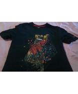 Nike Dri-Fit Lebron James  Black T Shirt S Miami Heat Cleveland Cavaliers - $22.52