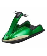 *ex:. ride ride 009 Water bike metallic green (non-scale ABS-painted PVC) - $340.96