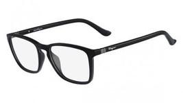Salvatore Ferragamo SF2723 Black 001 Plastic Eyeglasses Frame 54-18-140 ... - $197.01