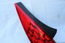 07-09 350Z Coupe Convertible Roadster LED Taillight Tail Light Driver Left LH image 4