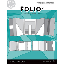 Folio2 White Album Kit.  Photoplay
