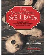Voodoo Doll Spellbook by Dorothy Morrison                               ... - $24.95