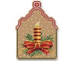 Christmas candle ornament kit thumb155 crop