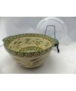 Temp-Tations by Tara - Old World Green - Medium round Casserole/Baker - ... - $17.33