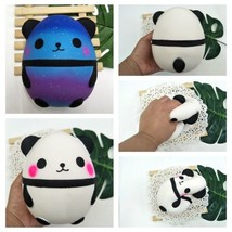 PU Squishy Foam Panda Doll Egg Jumbo Slow Rising With Packaging Soft Squeeze Toy - $1.89+
