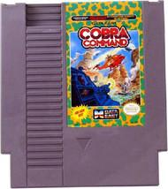 Cobra Command  (Nintendo, 1988) - $4.74