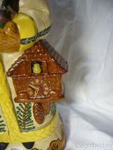 Vaillancourt Folk Art Christkindlesmarkt Gluhwein Santa Signed by Judi image 6