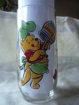 "Disney Winnie The Pooh Glass  ""What's Cooking Pooh"" - $7.00"