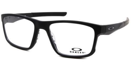 255033161fe 12. 12. Previous. New Oakley Eyeglasses Hyperlink OX8078 0152 Satin Black  Frames 52mm Rx-ABLE