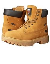 "Men's Timberland Pro Direct Attach 6"" Soft Toe Work Boot Waterbuck Wheat... - $109.95"