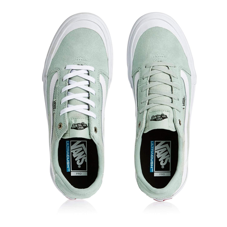 New Vans Unisex STYLE 112 PRO HARBOR GRAY WHITE Skate Shoes Mens13 SK8 SNEAKERS