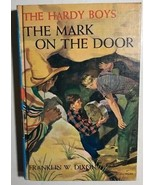 HARDY BOYS The Mark on the Door by Franklin W Dixon (c) 1934 Grosset & D... - $12.86