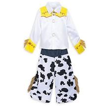 Disney Jessie Costume Kids - Toy Story 2 Size 7/8 Multi - $3.117,71 MXN
