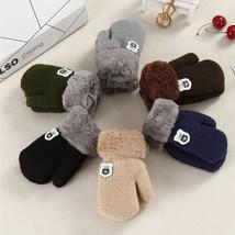 New Arrival Winter Baby Boys Girls Knitted Gloves Warm Rope Full Finger ... - $5.69