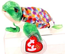 TY BEANIE BABIES 2002 SN 4545– ZOOM THE TURTLE – RETIRED - $11.88