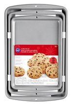 Wilton Recipe Right Cookie Pan Set, 3 ct. 2105-975 - $39.60