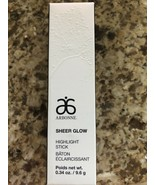 Arbonne Sheer Glow Highlight Stick - New in box 0.34 oz. 9.6g - $9.75