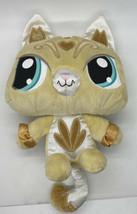 Littlest Pet Shop LPS Sassiest Kitty Kitten Cat Plush Stuffed Animal  - $10.00