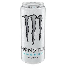 Monster Energy Ultra No Added Sugar 500ml - $4.40