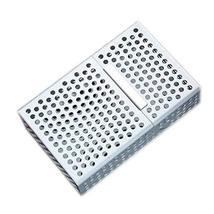 Fashion Cigarette Case Pocket Cigarette Tobacco Storage Case Box Holder (WHITE)