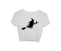 Halloween Celebration Cat Lover Crop Top for Women - $24.99