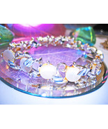 Haunted BRACELET 3 90+WITCHES OPEN BLOCKS RELATIONS MAGICK 925 WITCH Cas... - $69.77