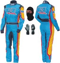 FA kart race suit CIK/FIA level 2 2013 style(free balaclava and gloves) - $180.99