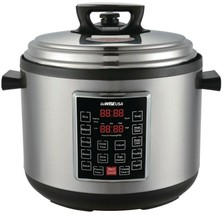 GoWISE USA Electric Pressure Cooker 14 Qt. 12-Presets Heat Resistant Han... - $83.87