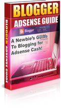 Blogger Adsense Guide - ebook - $1.79