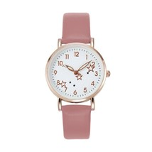 2021 New Watch women Simple Classic Vintage Small Dial Women's watches Leather S - $24.77
