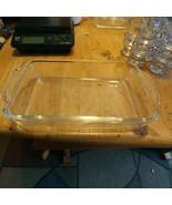 Vintage Anchor Hocking  1 1/2 Quart Rectangle Baking Dish - $23.33