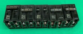 Lot of 5 Q215 Siemens ITE Type QP215 Breaker 2 Pole 15 Amp 4-Common 1-Normal - $28.99